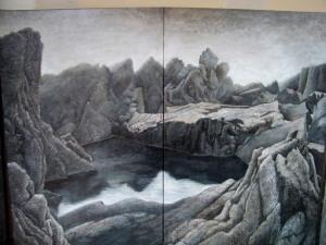 Marie Jacques Massol Huile sur toile