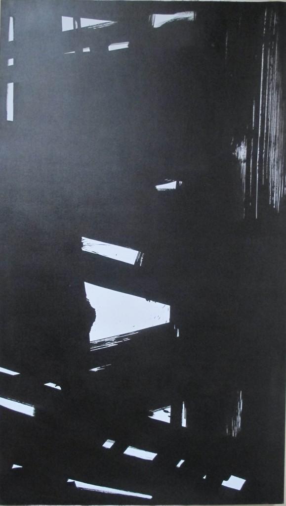 Yiorgos Tsirigotakis encre sur toile