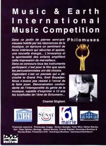 Music & Earth international competition DVD production PHILOMUSES